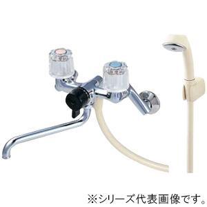 三栄 SANEI ツーバルブシャワー混合栓 CSK111-13【その他インテリア】