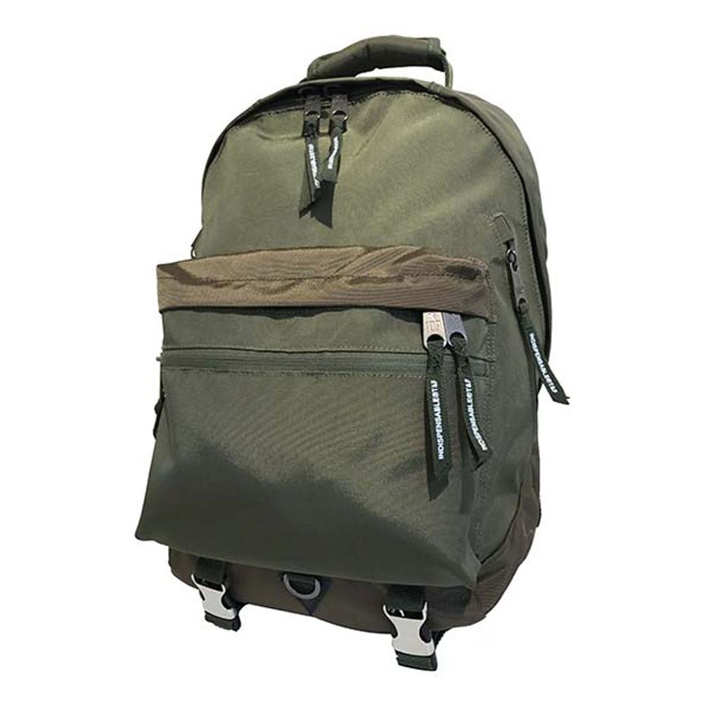 INDISPENSABLE IDP デイパック DAYPACK FUSION カーキー 14041500-35【バッグ】