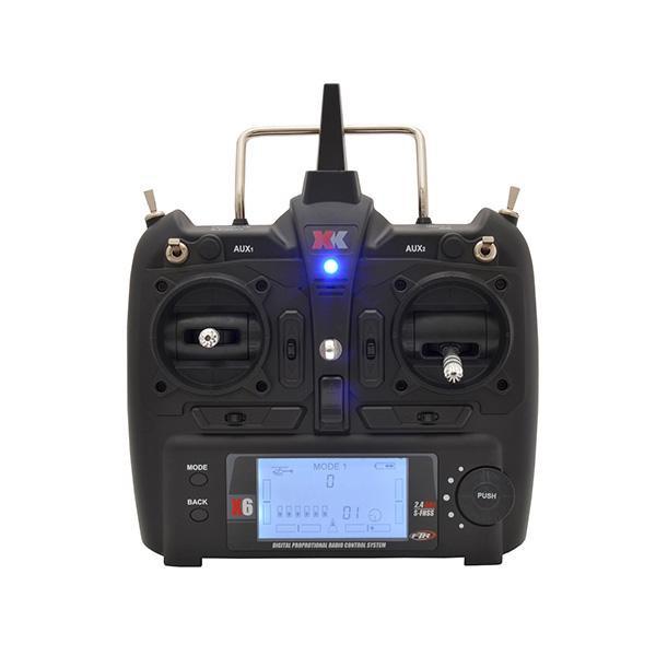 XK 送信機 6ch(K100/K110/K120/K123/K124/X350) XKX6-001【玩具】