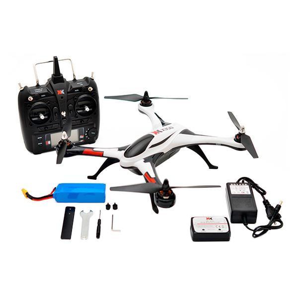 ハイテック エックスケー 2.4GHz 4ch AIR DANCER X350 プロポレス X350-B【玩具】