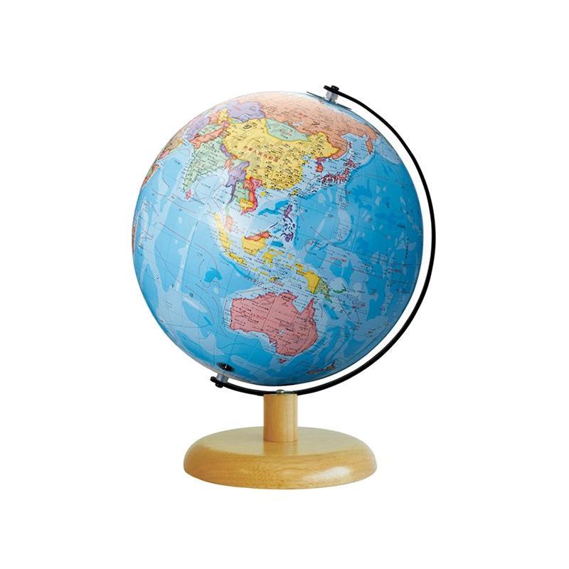 学びの地球儀 073013【知育玩具】