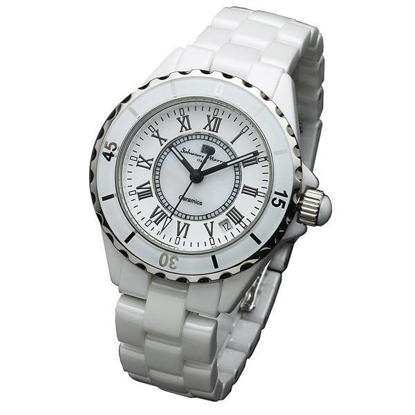 Salvatore 腕時計 Marra(サルバトーレマーラ) 腕時計 SM15120-WHR SM15120-WHR【腕時計【腕時計 男性用】 男性用】, 大越町:406f25cf --- officewill.xsrv.jp