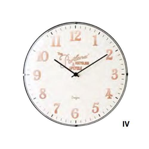 おしゃれな時計 掛け時計 Bouliac 人気の製品 税込 CL-1374IV ブリアック 置物