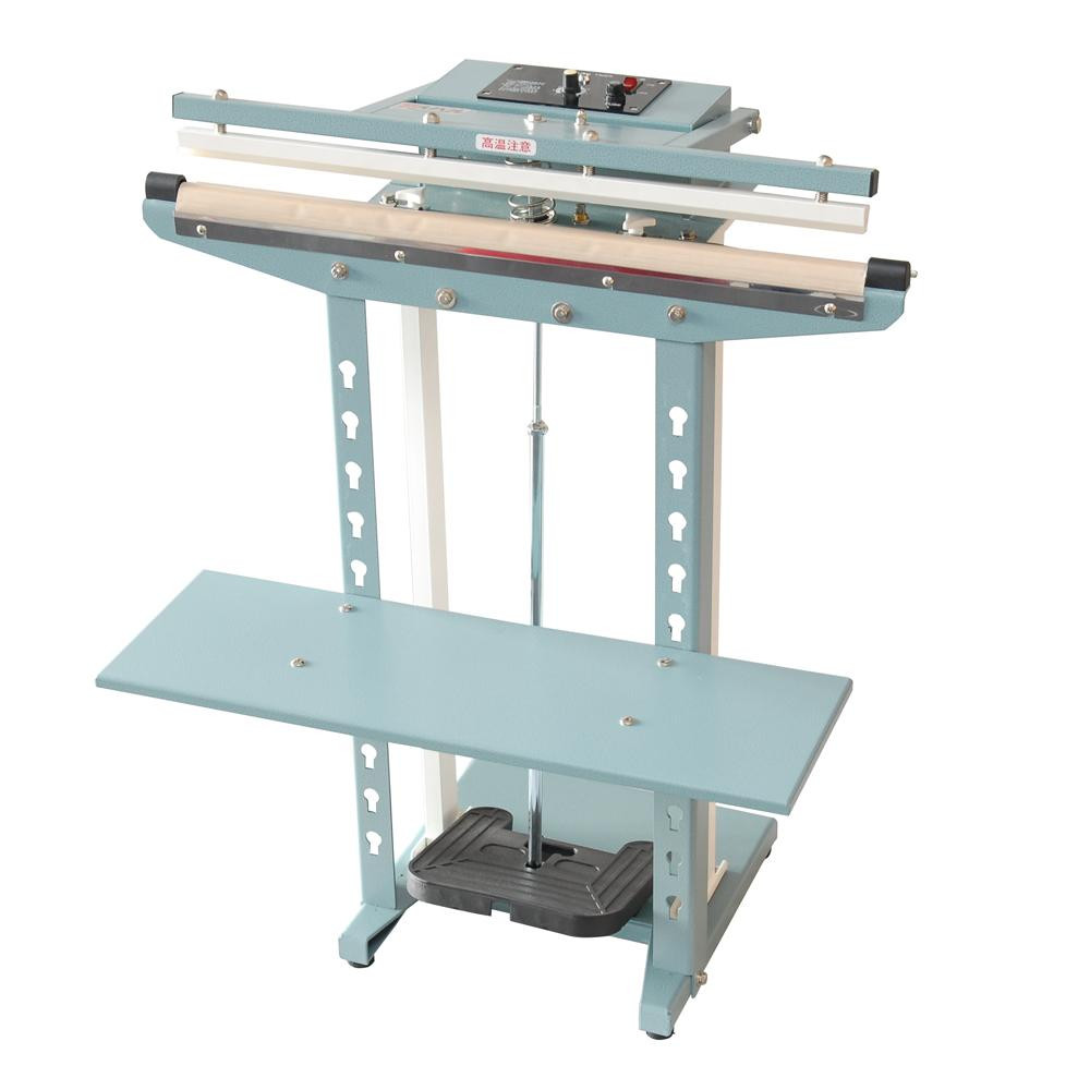 【代引き・同梱不可】アスパル 足踏みスタンドシーラー WN-300-10【調理・キッチン家電】