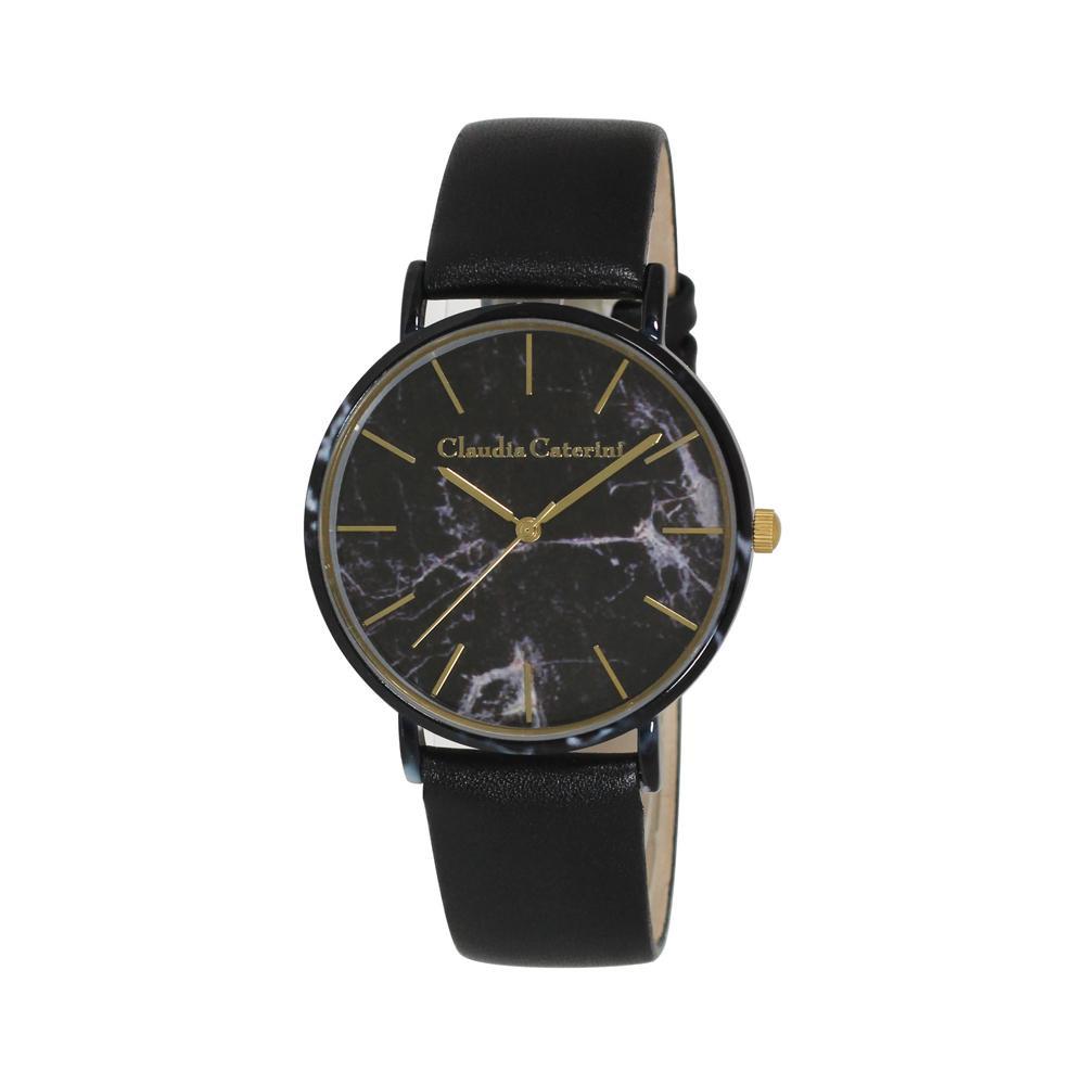 腕時計 クラウディア・カテリーニ ブラック CC-A121-BKM【腕時計 男性用】