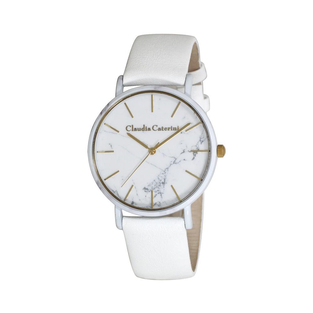 腕時計 クラウディア・カテリーニ ホワイト CC-A121-WTM【腕時計 男性用】