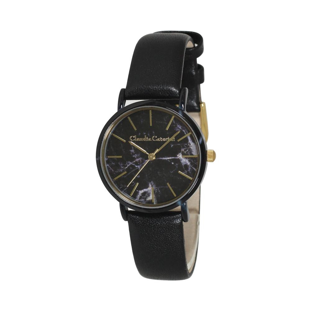 腕時計 クラウディア・カテリーニ ブラック CC-A122-BKM【腕時計 男性用】
