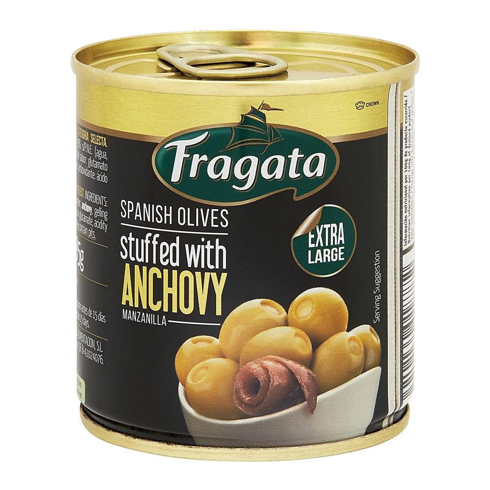 【代引き・同梱不可】Fragata(フラガタ) セレクション アンチョビオリーブ 85g×12個セット【その他】