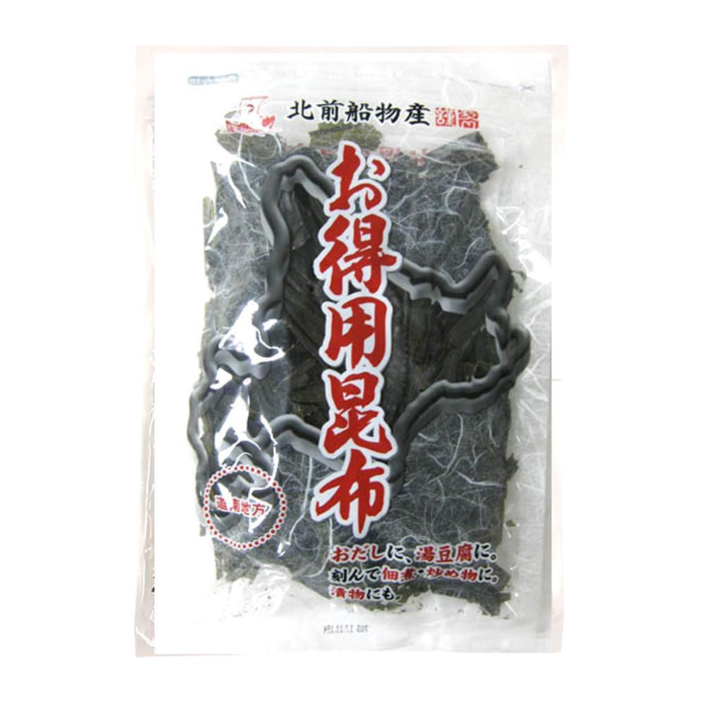 【代引き・同梱不可】日高食品 お得用昆布 60g×20袋セット【その他】