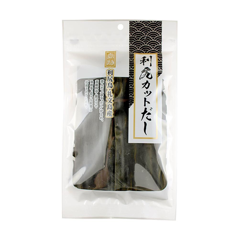 【代引き・同梱不可】日高食品 利尻カットだし(島物) 50g×20袋セット【その他】