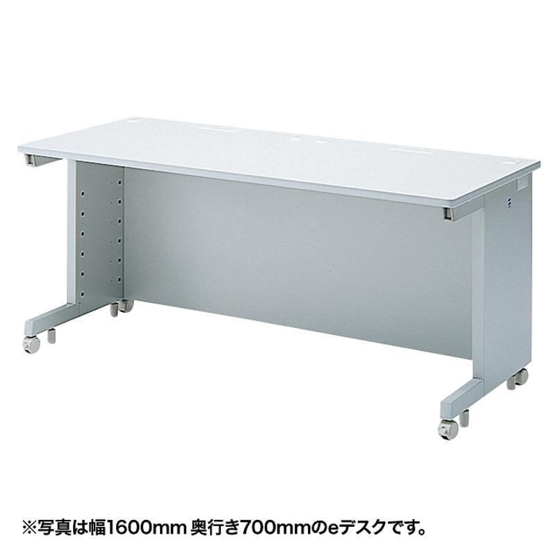 【代引き・同梱不可】サンワサプライ eデスク(Wタイプ) ED-WK15575N【オフィス収納】