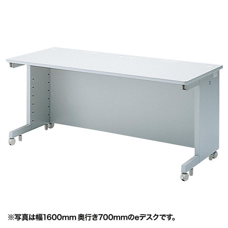 【代引き・同梱不可】サンワサプライ eデスク(Wタイプ) ED-WK16075N【オフィス収納】