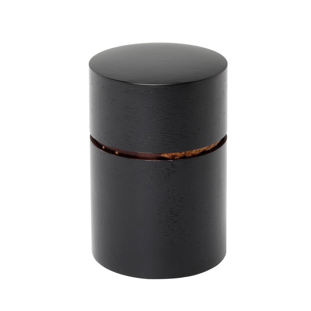 【代引き・同梱不可】帯筒 茶筒(大)ぶけやしき 39208【食器】