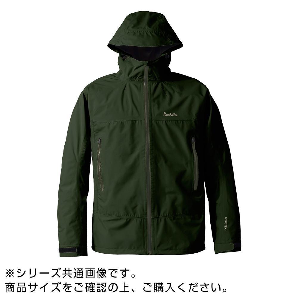 GORE・TEX ゴアテックス パックライトジャケット メンズ モスグリーン XL SJ008M【アウトドア】