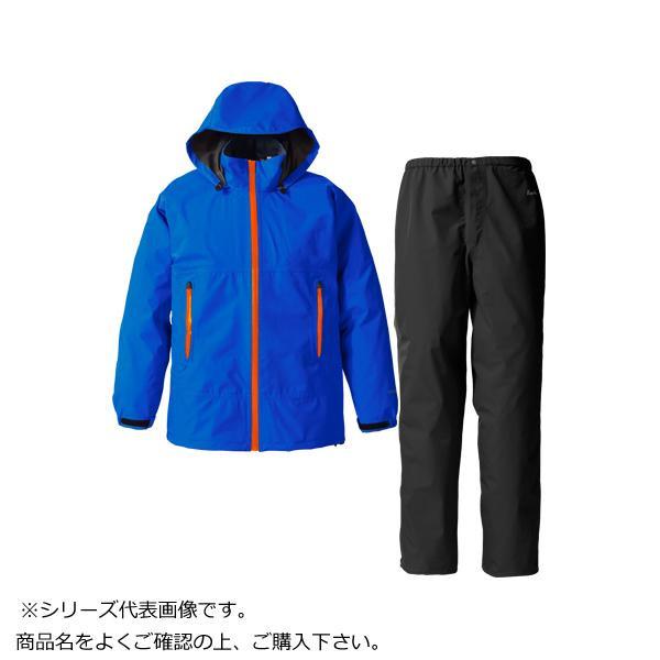 GORE・TEX ゴアテックス パックライトレインスーツ メンズ ロイヤルブルー L SR137M【アウトドア】