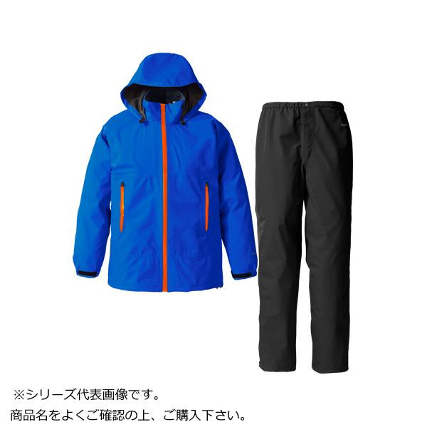 GORE・TEX ゴアテックス パックライトレインスーツ メンズ ロイヤルブルー XL SR137M【アウトドア】
