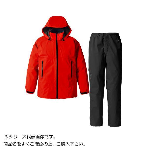 GORE・TEX ゴアテックス パックライトレインスーツ メンズ レッド M SR137M【アウトドア】