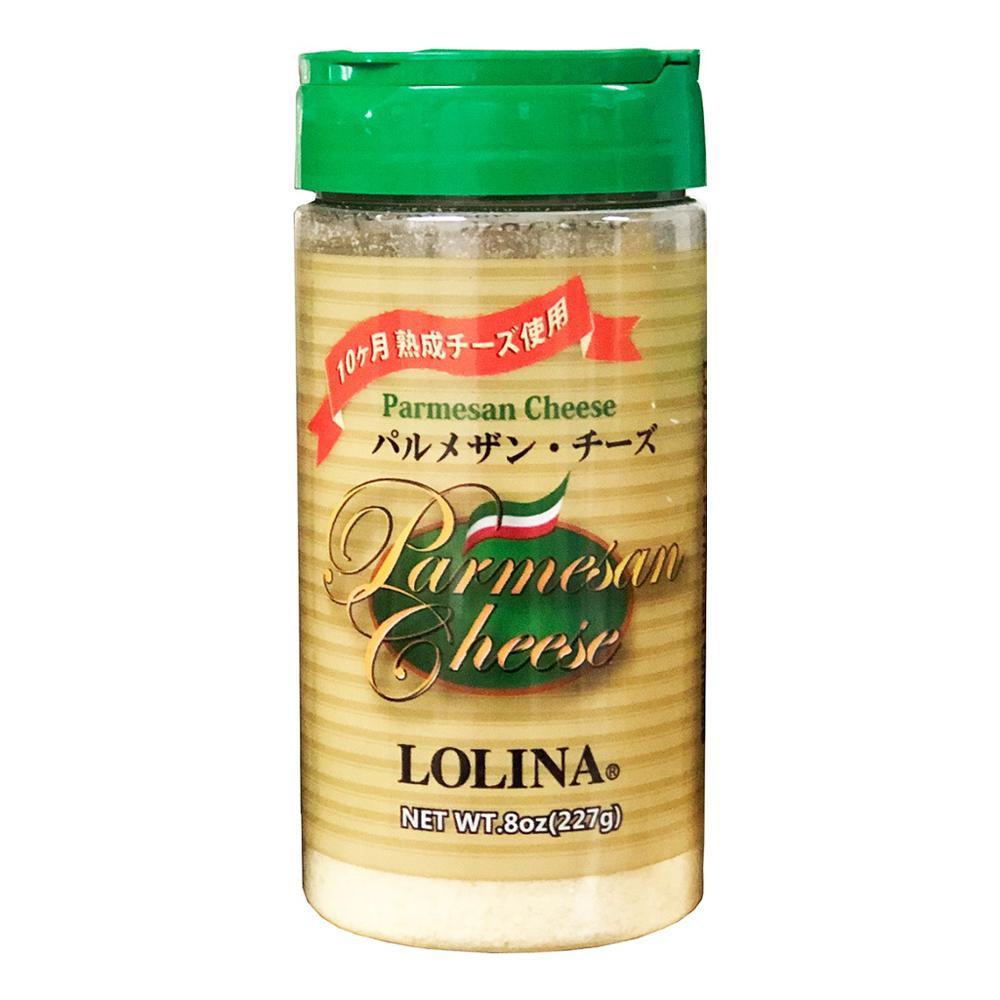 【代引き・同梱不可】ボーアンドボン ロリーナ パルメザンチーズ 227g×12個【チーズ・乳製品】