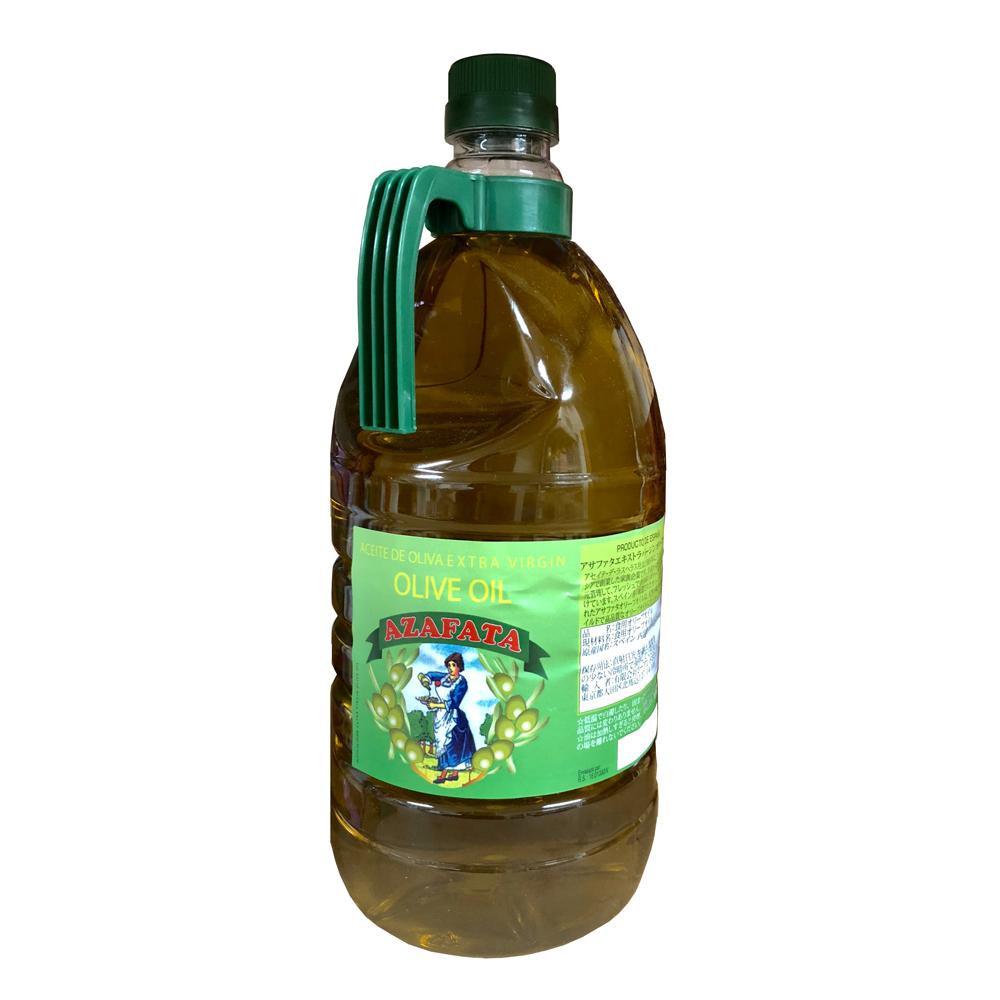 【代引き・同梱不可】ボーアンドボン アサファタ エクストラバージンオリーブオイル 1832g(2000ml)×8本【調味料】