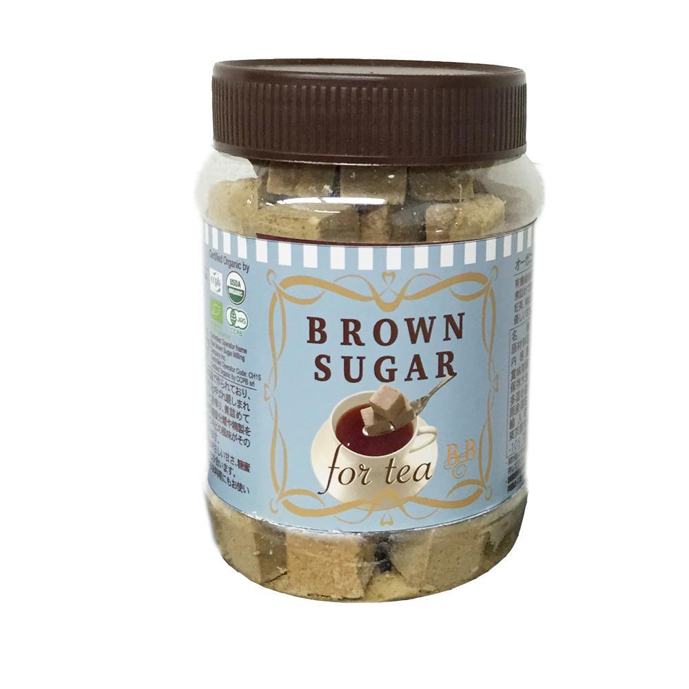 【代引き・同梱不可】ボーアンドボン B&B オーガニックブラウンシュガー 300g ×12個【調味料】