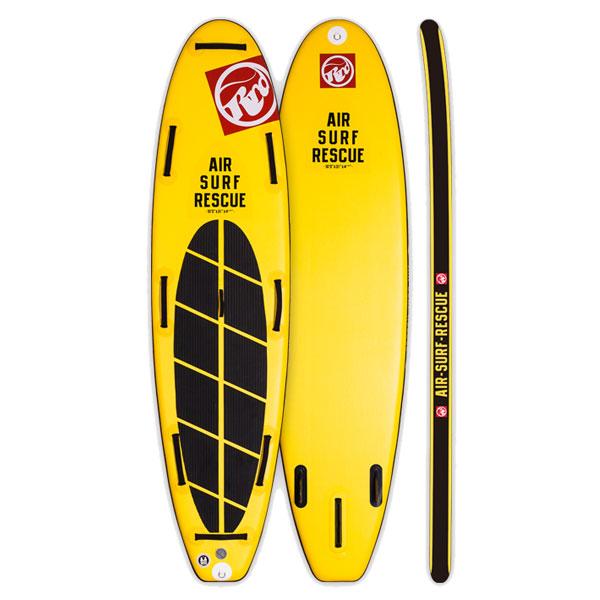 【送料無料】RRD Air Surf Rescue 10'5 F104531 インフレータブル キャリーケース ポンプ ゲージ フィン付 RRD SUP サーフボード スタンドアップ