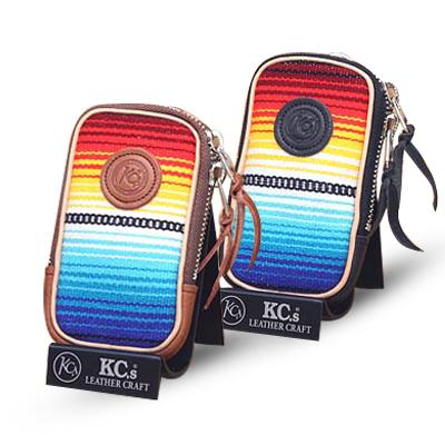 KC,s ケーシーズ スマート 携帯電話 ケース ワン パイソン/kse020/ニシキヘビ革 パイソン 機能的 ケース 携帯