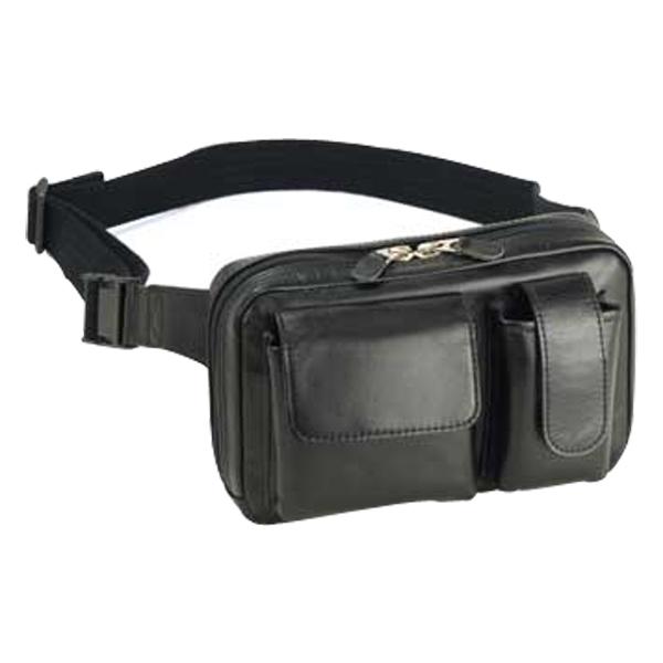 日本製 国産 レザー ウエストバッグ メンズ 牛革 フィリップラングレー 20cm/25767/日本製 バッグ ウエストポーチ レザー メンズ 日本製 バッグ