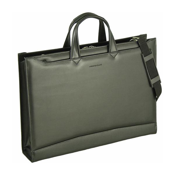 日本製 豊岡製鞄 ビジネスバッグ メンズ A3 ブリーフケース 48cm/22156/メンズ mens バッグ bag ショルダーベルト ビジネスバッグ メンズ A3 黒