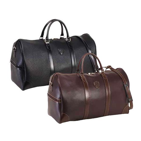 【送料無料】BLAZER CLUB (ブレザー・クラブ) パンチング【チョコ】【黒】 #10404 ボストンバッグ boston bag ぼすとん バック メンズ men's 紳士用 男性用 おしゃれ お洒落 かばん 鞄 アウトドア OUTDOOR 旅行