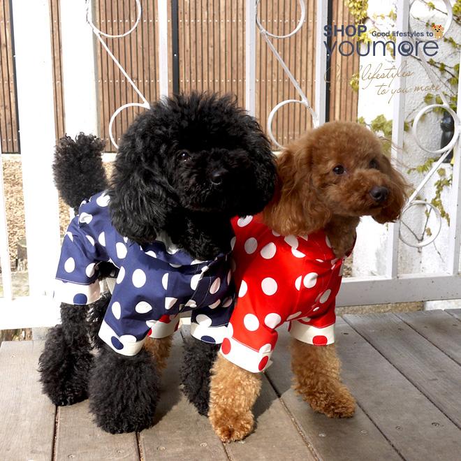 超撥水加工 全商品オープニング価格 犬服 あんずドッグ 雨 雪の日のお散歩に クークチュール水玉足付レインコート 春夏 11031 AL完売しました。 ペット かわいい 日本製