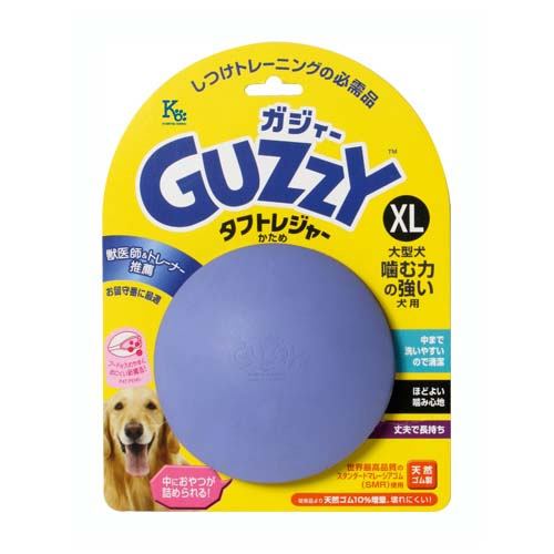 GUZZY ガジィー タフトレジャー 大型犬用 XLサイズ