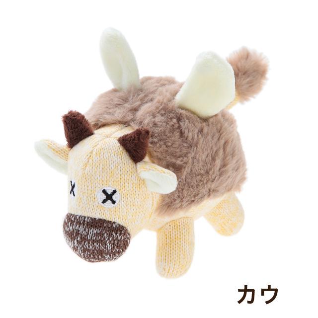 【ドッグトイ】FAD アニマルプラッシュトイ ファジー ドッグトイ 犬のおもちゃ 犬猫 ペット用品