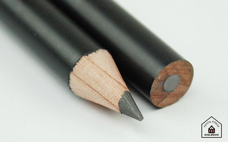키타호시 연필 KITA-BOSHI PENCIL 사무 필기용 연필 4 B/6 B 3개 OPP입