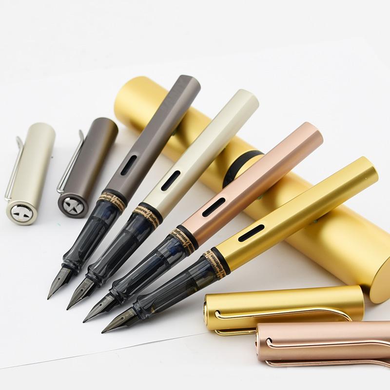 You Style Lamy Fountain Pen Lux Lamy Lx Au Gold Rau Rose Gold Pd