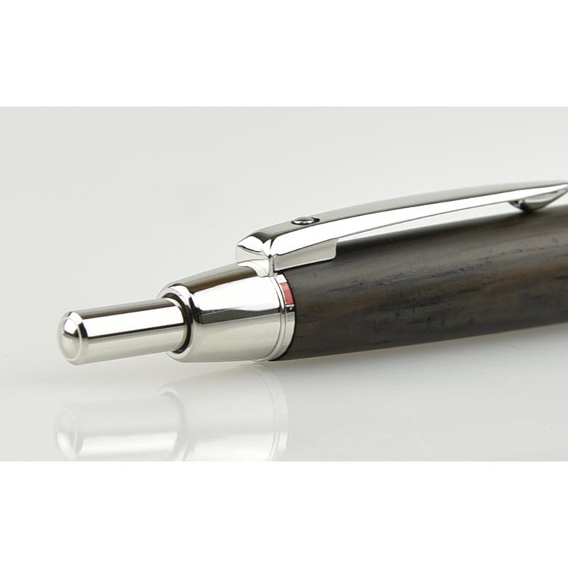 미쓰비시 연필 MITSUBISHI PENCIL 퓨어 몰 트 PURE MALT (오크 우드 프리미엄 에디션) 2 & 1 다기능 펜 0.7 mm MIT-MSE-3005