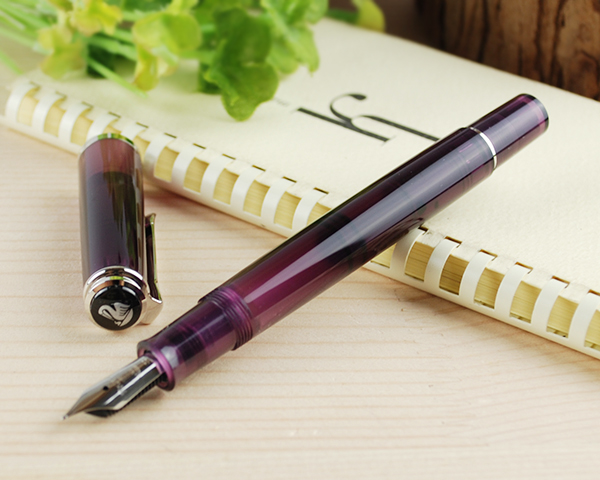Pelican PELIKAN fountain pen specially manufactured classic M205 Amethyst (EF/F/M size) PL-M205AM