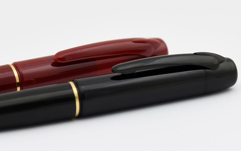 铂铂 descpen 钢笔红色 (EF 大小) 中国人民解放军-DPQ-700A-10-EF