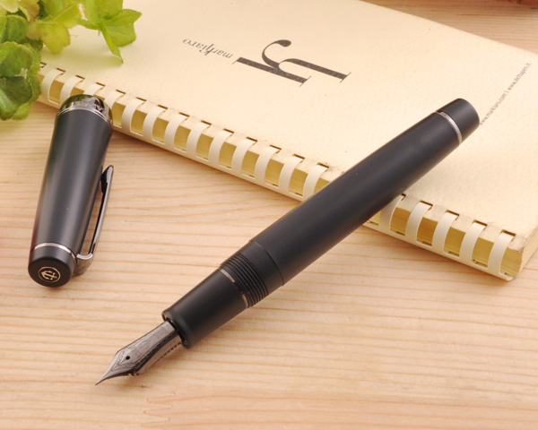 Sailor SAILOR professional gear Imperial black fountain pen 21 K f/m 11-3028-220/11-3028-420