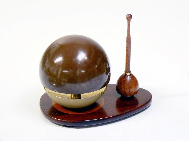 《おりん》【チョコたま】たまゆらりんセット(チョコ)2.0寸 【送料無料】