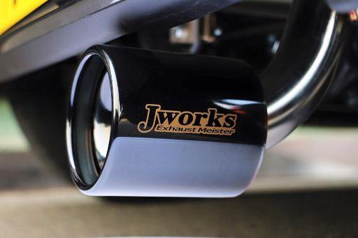 Jワークス(オートジュエル) NジェネレーションJブラック(Ngeneration J black) アルトワークス HA36S 4WD車/MT専用