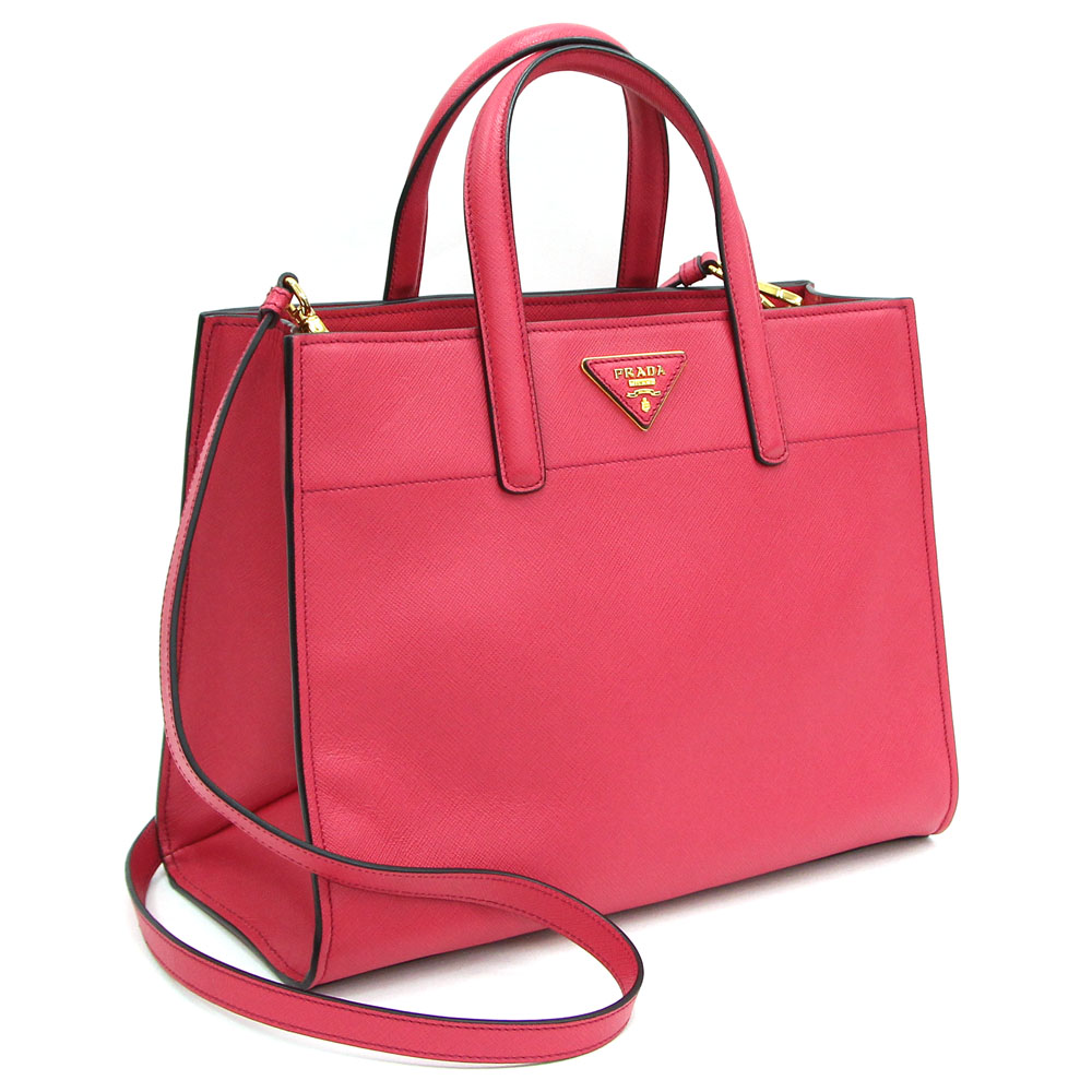 a82e5ff02d9c □A product rank: Used S rank I can return goods □A color: Pink (PEONIA)  □Material: Leather (SAFFIANO SOFT) □Size: The body: Approximately 30*22*11cm