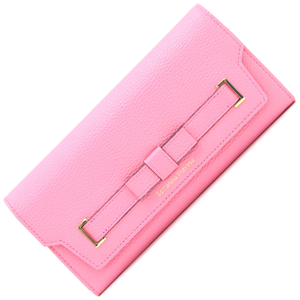 907afc81c7c3 サマンサタバサ 二つ折り長財布をセール価格で販売中♪ サマンサタバサ 二 ...