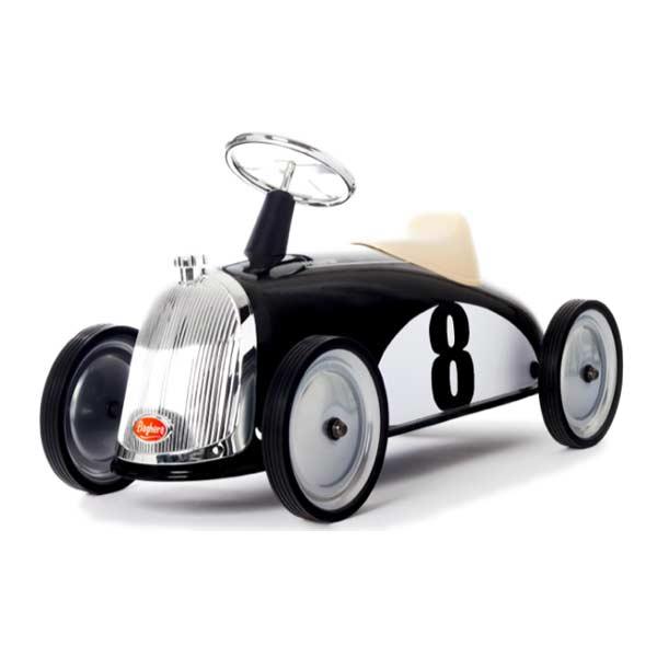ペダルカー ライドオン カー ライダー ブラック バゲーラ社 Baghera [Rider Black #836] 乗用玩具 乗り物 アメリカン雑貨 アメ雑
