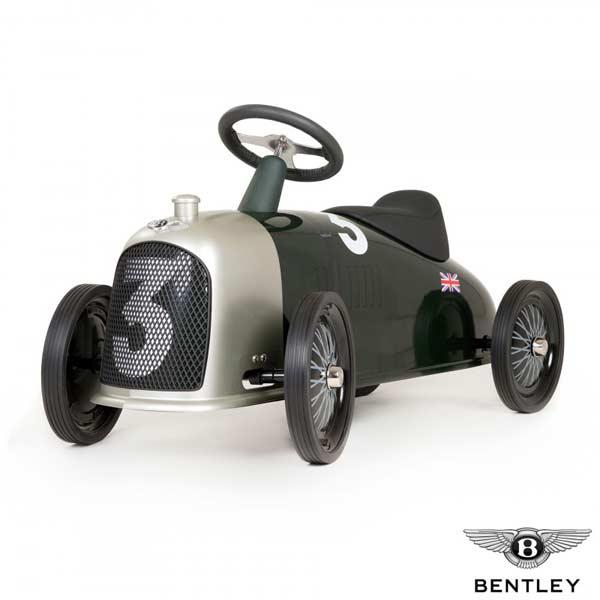 ベントレー ペダルカー ライドオン カー ライダー ヘリテージ バゲーラ社 Baghera [Rider Heritage Bentley #829] 乗用玩具 乗り物 アメリカン雑貨 アメ雑