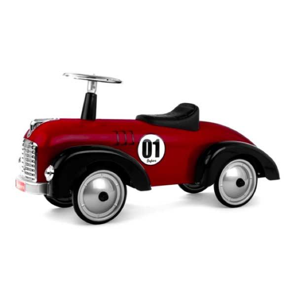 ペダルカー ライドオン カー スピードスター ダークレッド バゲーラ社 Baghera [Speedster Dark Red #875] 乗用玩具 乗り物 アメリカン雑貨 アメ雑