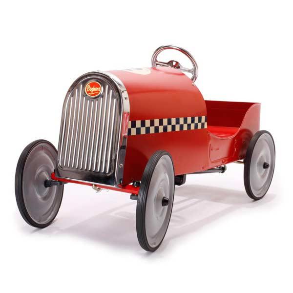 ペダルカー ライドオン カー レジェンド レッド バゲーラ社 Baghera [Legend Red #1926M] 乗用玩具 乗り物 アメリカン雑貨 アメ雑