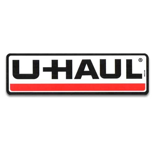 SALE開催中 贈物 人気のステッカー ステッカー U-HAUL アメリカン雑貨 ユーホール