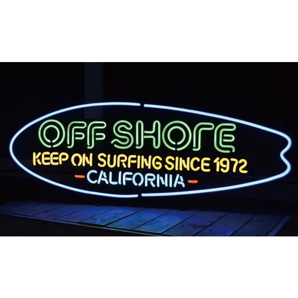 激安の ネオンサイン / OFF SHORE LONG BOARD (CALIFORNIA) オフショア ロングボード カリフォルニア, 中古車オークション中古車情報館 a7ae5c16