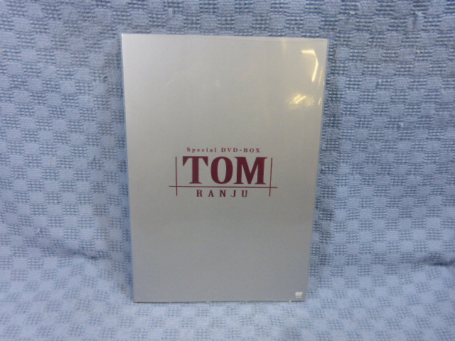 【中古】DVD/宝塚歌劇「蘭寿とむ / Special DVD-BOX TOM RANJU」