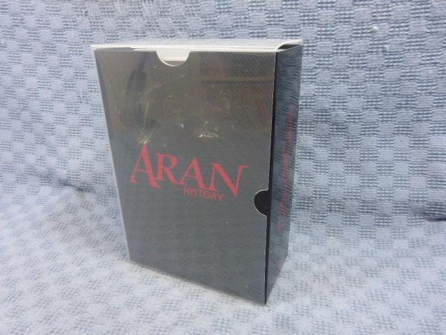 【中古】DVD/宝塚歌劇「 安蘭けい / ARAN HISTORY 」復刻版DVD-BOX